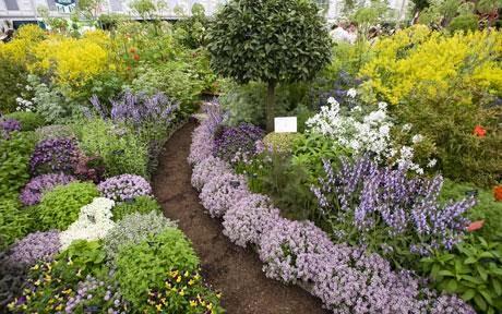 Garden Design: Garden Design With The Outdoor Herb Garden U