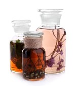 tincture bottles little