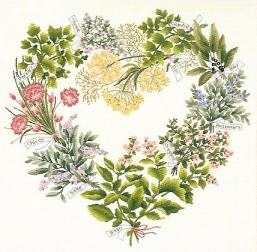 herbal heart
