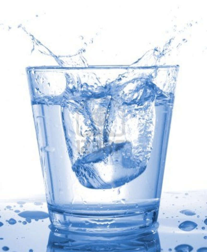 Drinking more water reduces sugar, sodium and saturated fat intake.