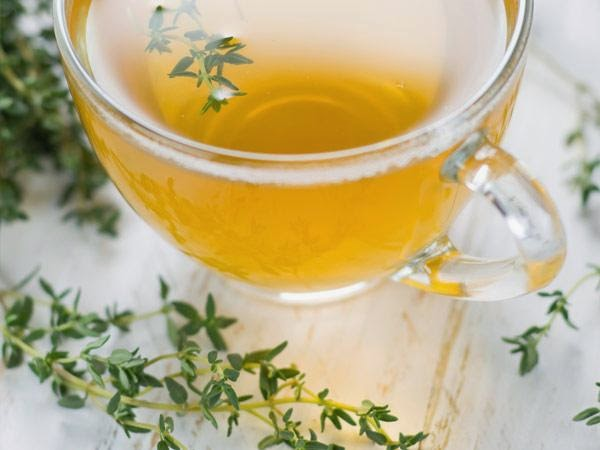 Thyme to Drink Your Tea.