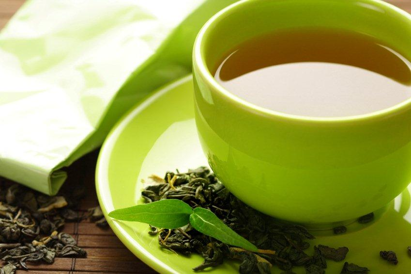 7 Health Benefits of GreenTea.