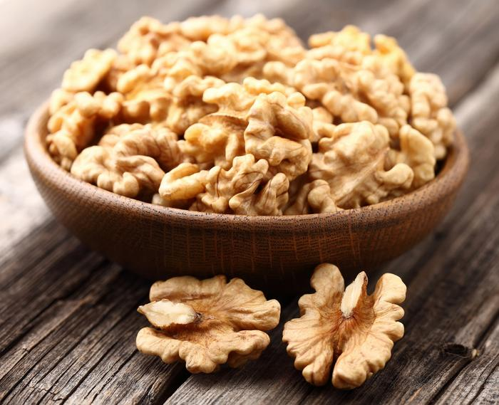 Walnuts Are Tops For Your Diet
