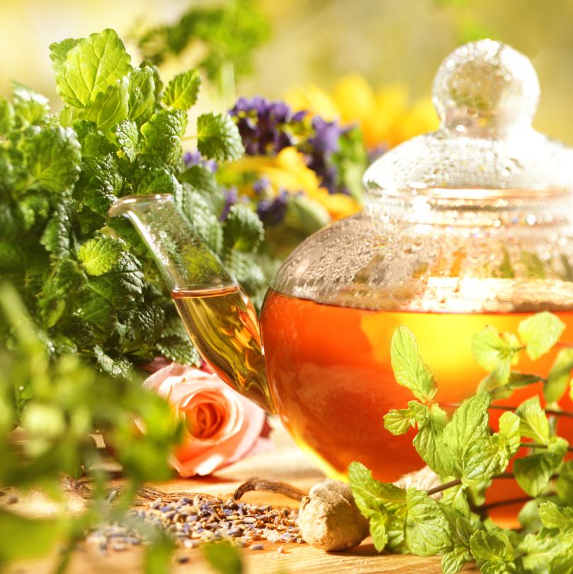 Herbal Medicine –Teas