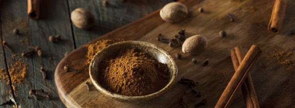 Spices That Heal: Pumpkin Spice