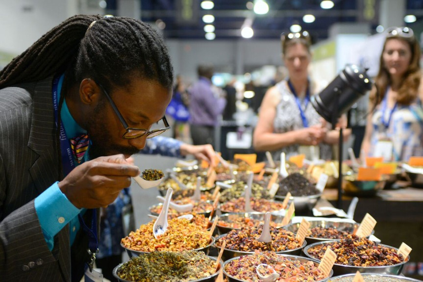 Image result for world tea expo 2017