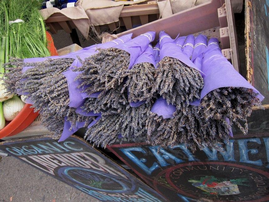 lavender farmers market