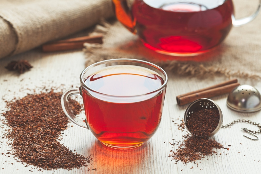 Proper Brewing of Rooibos Tea