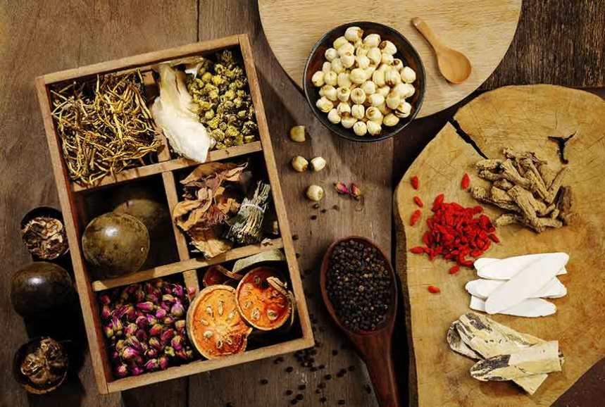 chinese medicine image