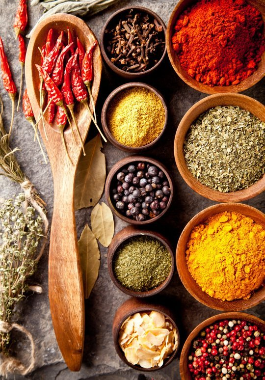 The Basics: Quick Guide to Every Herb and Spice in the Cupboard