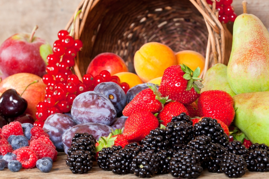 Could Berries Help to Fight Cancer?