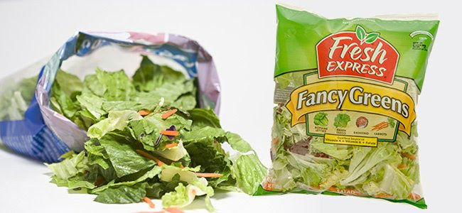 So, What Are Bagged Salads?