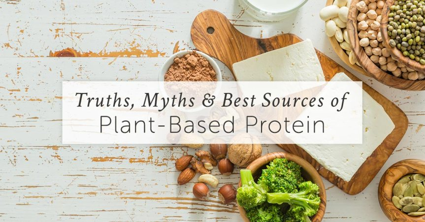 15 Sources of Plant-Based Protein