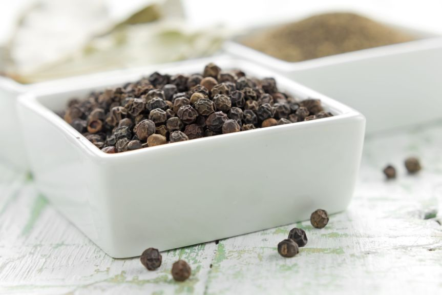 The Spice Pantry: Black Pepper