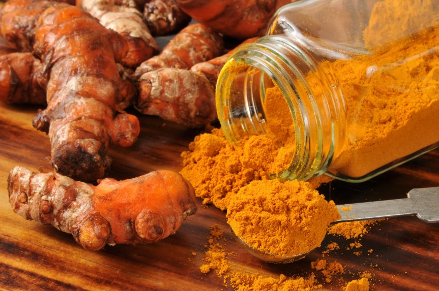 Effect of a Natural Turmeric Matrix Formulation on the Absorption and Bioavailability of Curcumin