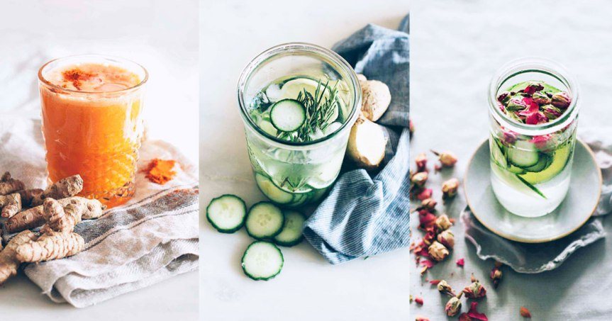 All About Your Heart; 6 Weight-Friendly Juice Recipes