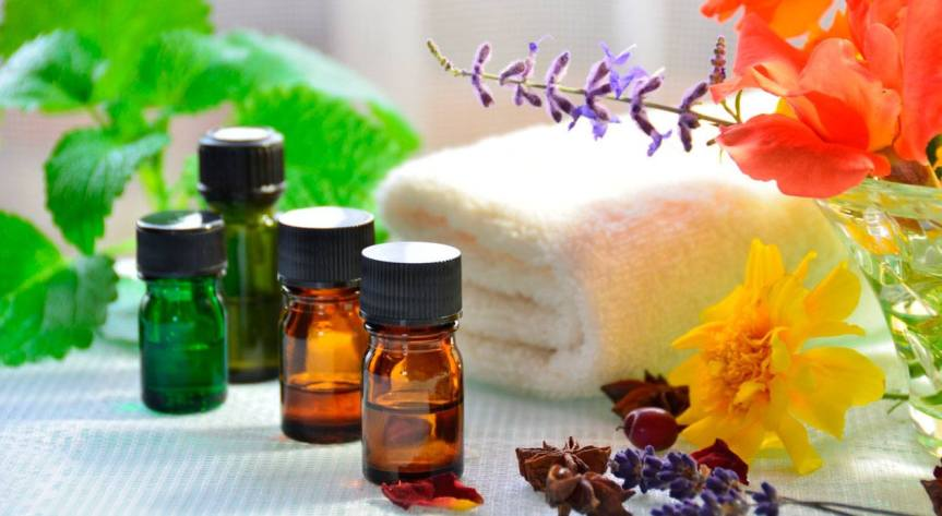 Aromatherapy Massage and Inhalation Improve Symptoms of Depression in Older Adults