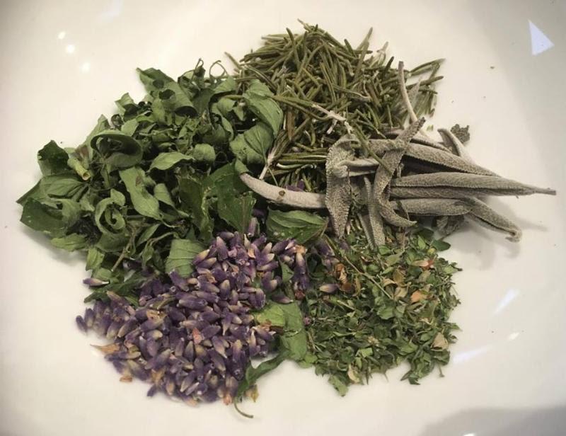 lavender herbes de provence