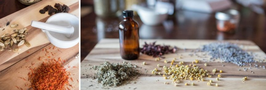 Medicine Chest: Herbal First Aid Kit
