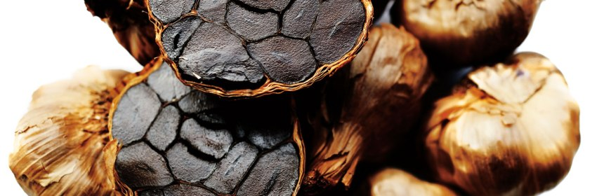 Black Garlic Improves Heart Failure Resulting from Coronary