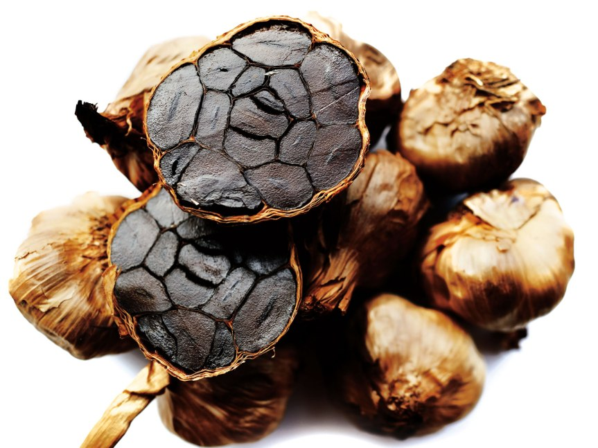 Black Garlic Improves Heart Failure Resulting from Coronary Heart Disease