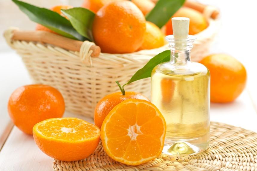 sweet orange aromatherapy